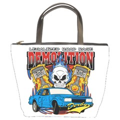Demolition Derby Bucket Bag by MegaSportsFan