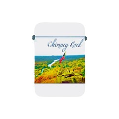 Chimney Rock Overlook Air Brushed Apple Ipad Mini Protective Sleeve by Majesticmountain