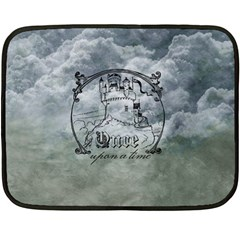 Once Upon A Time Mini Fleece Blanket (two Sided) by StuffOrSomething