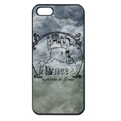 Once Upon A Time Apple Iphone 5 Seamless Case (black) by StuffOrSomething