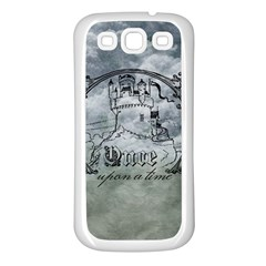 Once Upon A Time Samsung Galaxy S3 Back Case (white) by StuffOrSomething