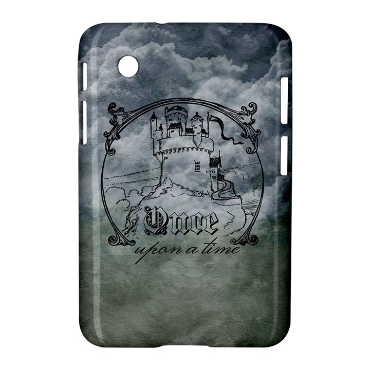 Once Upon A Time Samsung Galaxy Tab 2 (7 ) P3100 Hardshell Case