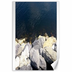 Atlantic Ocean Canvas 20  X 30  (unframed) by DmitrysTravels