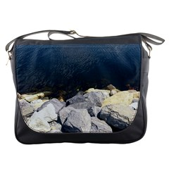 Atlantic Ocean Messenger Bag by DmitrysTravels