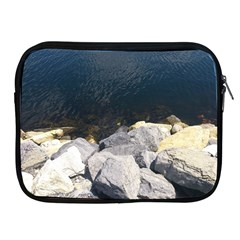 Atlantic Ocean Apple Ipad Zippered Sleeve by DmitrysTravels