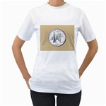 NEW YORK GOLD Women s T-Shirt