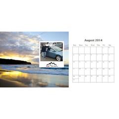 Marvin Laparra 2 08 14 By Tiffany Roundy   Desktop Calendar 11  X 5    8v11gingmj0r   Www Artscow Com Aug 2014