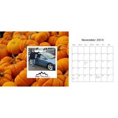 Marvin Laparra 2 08 14 By Tiffany Roundy   Desktop Calendar 11  X 5    8v11gingmj0r   Www Artscow Com Nov 2014