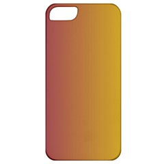 Tainted  Apple Iphone 5 Classic Hardshell Case by Colorfulart23