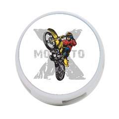 Moto X Wheelie 4 Port Usb Hub (one Side) by MegaSportsFan