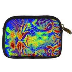 Tiler Heat Map Cam Case By Angel   Digital Camera Leather Case   Zigin79nstfr   Www Artscow Com Back