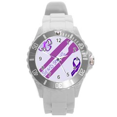 Send Spoons Plastic Sport Watch (large) by FunWithFibro