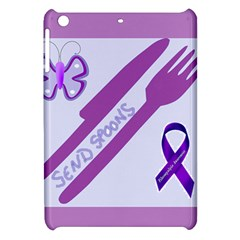 Send Spoons Apple Ipad Mini Hardshell Case by FunWithFibro