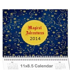Gram By Michelle Loomis   Wall Calendar 11  X 8 5  (12 Months)   Diq3rzqw9ryb   Www Artscow Com Cover