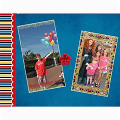 Mom By Michelle Loomis   Wall Calendar 11  X 8 5  (12 Months)   Xp3z64i2no8m   Www Artscow Com Month