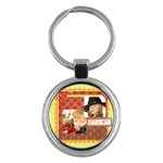 kids - Key Chain (Round)