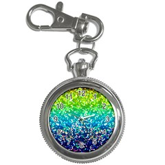 Glitter 4 Key Chain Watch by MedusArt