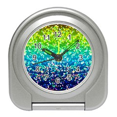 Glitter 4 Desk Alarm Clock by MedusArt