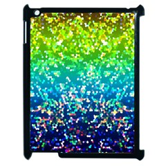 Glitter 4 Apple Ipad 2 Case (black) by MedusArt