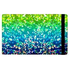 Glitter 4 Apple Ipad 3/4 Flip Case by MedusArt