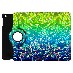 Glitter 4 Apple Ipad Mini Flip 360 Case by MedusArt