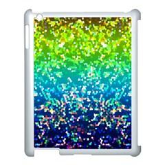 Glitter 4 Apple Ipad 3/4 Case (white) by MedusArt
