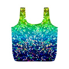 Glitter 4 Reusable Bag (m) by MedusArt