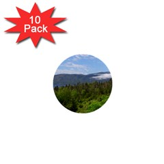Newfoundland 1  Mini Button (10 Pack) by DmitrysTravels