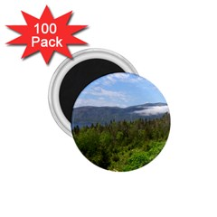 Newfoundland 1 75  Button Magnet (100 Pack) by DmitrysTravels