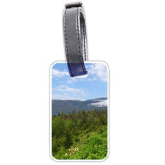 Newfoundland Luggage Tag (one Side) by DmitrysTravels