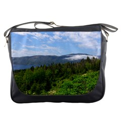 Newfoundland Messenger Bag by DmitrysTravels