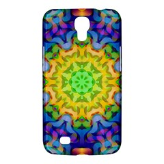 Psychedelic Abstract Samsung Galaxy Mega 6 3  I9200 Hardshell Case by Colorfulplayground