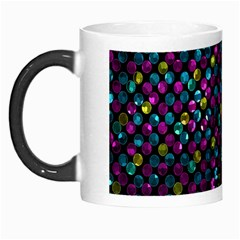 Polka Dot Sparkley Jewels 2 Morph Mug by MedusArt