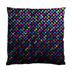Polka Dot Sparkley Jewels 2 Cushion Case (two Sided)  by MedusArt