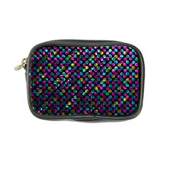 Polka Dot Sparkley Jewels 2 Coin Purse by MedusArt