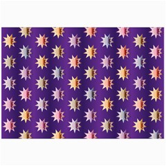 Flare Polka Dots Canvas 20  X 30  (unframed) by Colorfulplayground