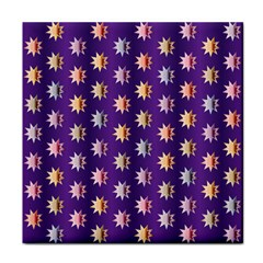 Flare Polka Dots Face Towel by Colorfulplayground