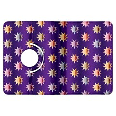 Flare Polka Dots Kindle Fire Hdx 7  Flip 360 Case by Colorfulplayground