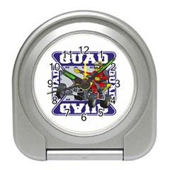 Quad Racer Travel Alarm Clock by MegaSportsFan
