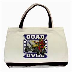 Quad Racer Classic Tote Bag (two Sides) by MegaSportsFan