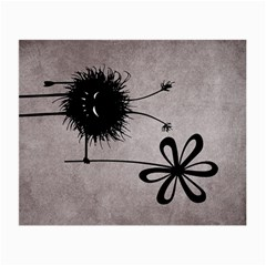 Evil Flower Bug Vintage Glasses Cloth (small)