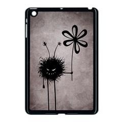 Evil Flower Bug Vintage Apple Ipad Mini Case (black)