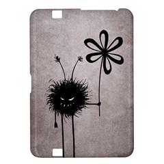 Evil Flower Bug Vintage Kindle Fire Hd 8 9  Hardshell Case