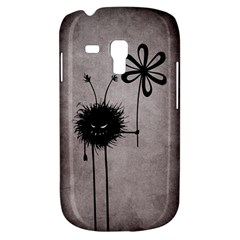 Evil Flower Bug Vintage Samsung Galaxy S3 Mini I8190 Hardshell Case by CreaturesStore