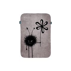 Evil Flower Bug Vintage Apple Ipad Mini Protective Sleeve