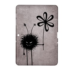 Evil Flower Bug Vintage Samsung Galaxy Tab 2 (10 1 ) P5100 Hardshell Case