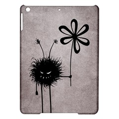 Evil Flower Bug Vintage Apple Ipad Air Hardshell Case by CreaturesStore