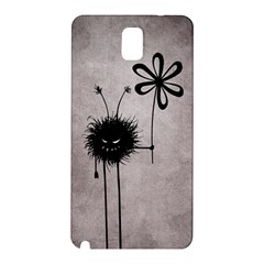 Evil Flower Bug Vintage Samsung Galaxy Note 3 N9005 Hardshell Back Case
