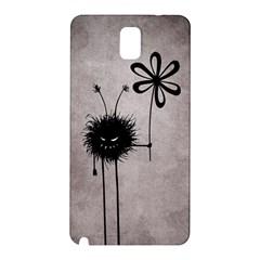 Evil Flower Bug Vintage Samsung Galaxy Note 3 N9005 Hardshell Back Case by CreaturesStore