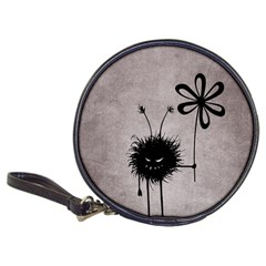 Evil Flower Bug Vintage Cd Wallet by CreaturesStore